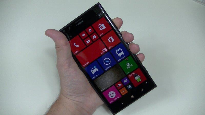 Test du Nokia Lumia 1520 : le mariage réussi entre écran XXL² et Windows Phone 8