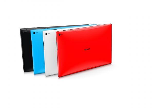 Nokia Lumia 2520 : Présentation