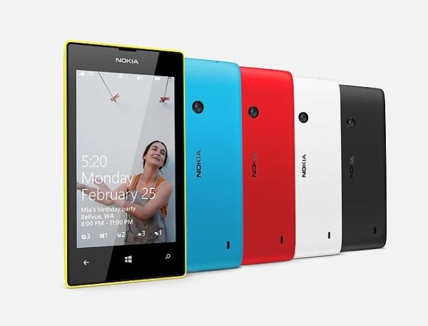 Nokia Lumia 525 : Présentation