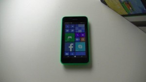 Nokia Lumia 530 - vue 01