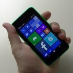 Nokia Lumia 530 - vue 02