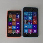 Nokia Lumia 60 et 640 XL -  vue  06