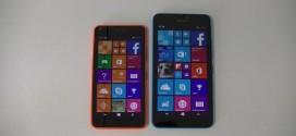 Comparatif Microsoft Lumia 640 et Lumia 640 XL : les quasi-jumeaux