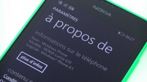 Nokia Lumia 635 - vue 11