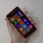 Nokia Lumia 640 -  vue 01