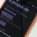 Nokia Lumia 735 - vue 16