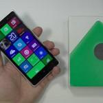 Nokia Lumia 830 - vue 01