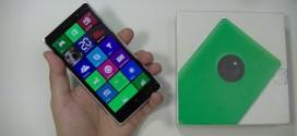 Test du Nokia Lumia 830 : du presque haut de gamme