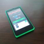 Nokia X - vue 01