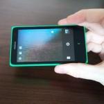 Nokia X - vue 08