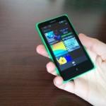 Nokia X - vue 09