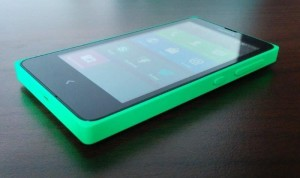 Nokia X - vue 12