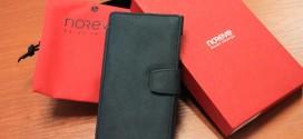 Test de l'étui Noreve pour Xiaomi Mi3