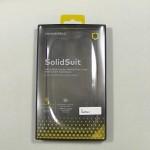 OP6 - RhinoShield - Solidsuit noir - vue 01