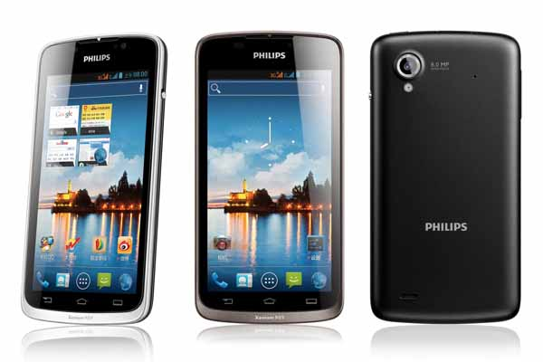 Philips W832 Xenium – preview