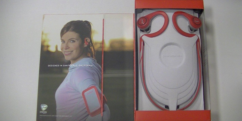 Test du Plantronics BackBeat Fit : des écouteurs pour sportifs
