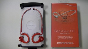 Plantronics BackBeat Fit - vue 09