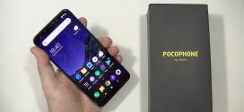 Test du (Xiaomi) Pocophone F1 : bête de course à tarif abordable