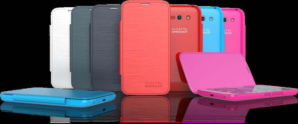 Alcatel OneTouch Pop : Deux tablettes et un smartphone