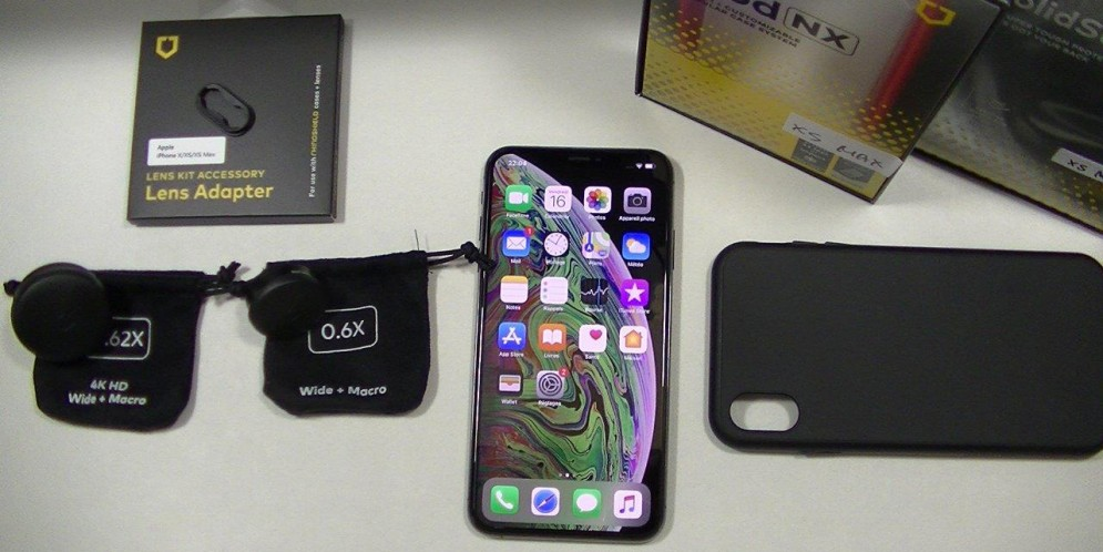 Sublimez les photos de votre iPhone Xs Max (et Xs, et Xr) grâce à RhinoShield