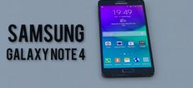 Présentation du Samsung Galaxy Note 4 (en avant-première)