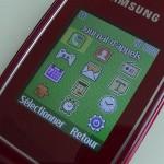 Samsung GT-E1270 - vue 09
