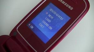Samsung GT-E1270 - vue 10