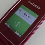 Samsung GT-E1270 - vue 11