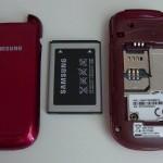 Samsung GT-E1270 - vue 12