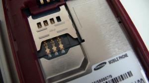 Samsung GT-E1270 - vue 13