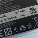 Samsung GT-E1270 - vue 14