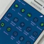 Samsung Galaxy A3 - vue 16