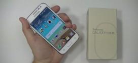 Test du Samsung Galaxy Core Prime (SM-G360F) : petit mobile mais 4G