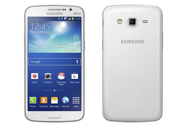 Samsung Galaxy Grand 2 : Présentation