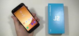 Test du Samsung Galaxy J2 (2018) : petit prix… mais est-ce suffisant ?