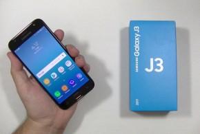 Test du Samsung Galaxy J3 2017 : futur succès mais aurait pu mieux faire