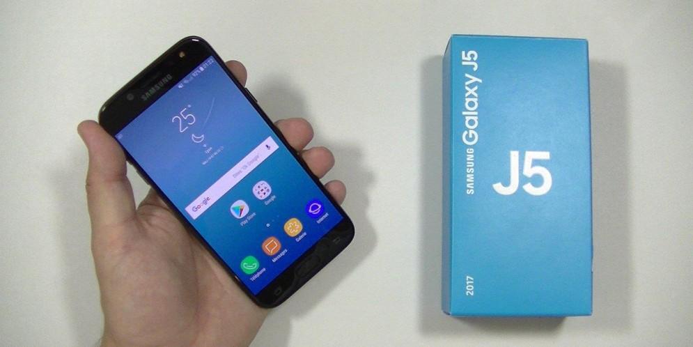 Test du Samsung Galaxy J5 2017 : encore plus beau, encore plus performant