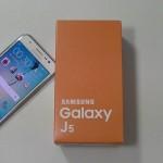 Samsung Galaxy J5 - vue 03
