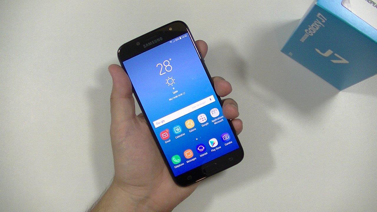 Test Du Samsung Galaxy J7 2017 Encore Meilleur Top For Phone