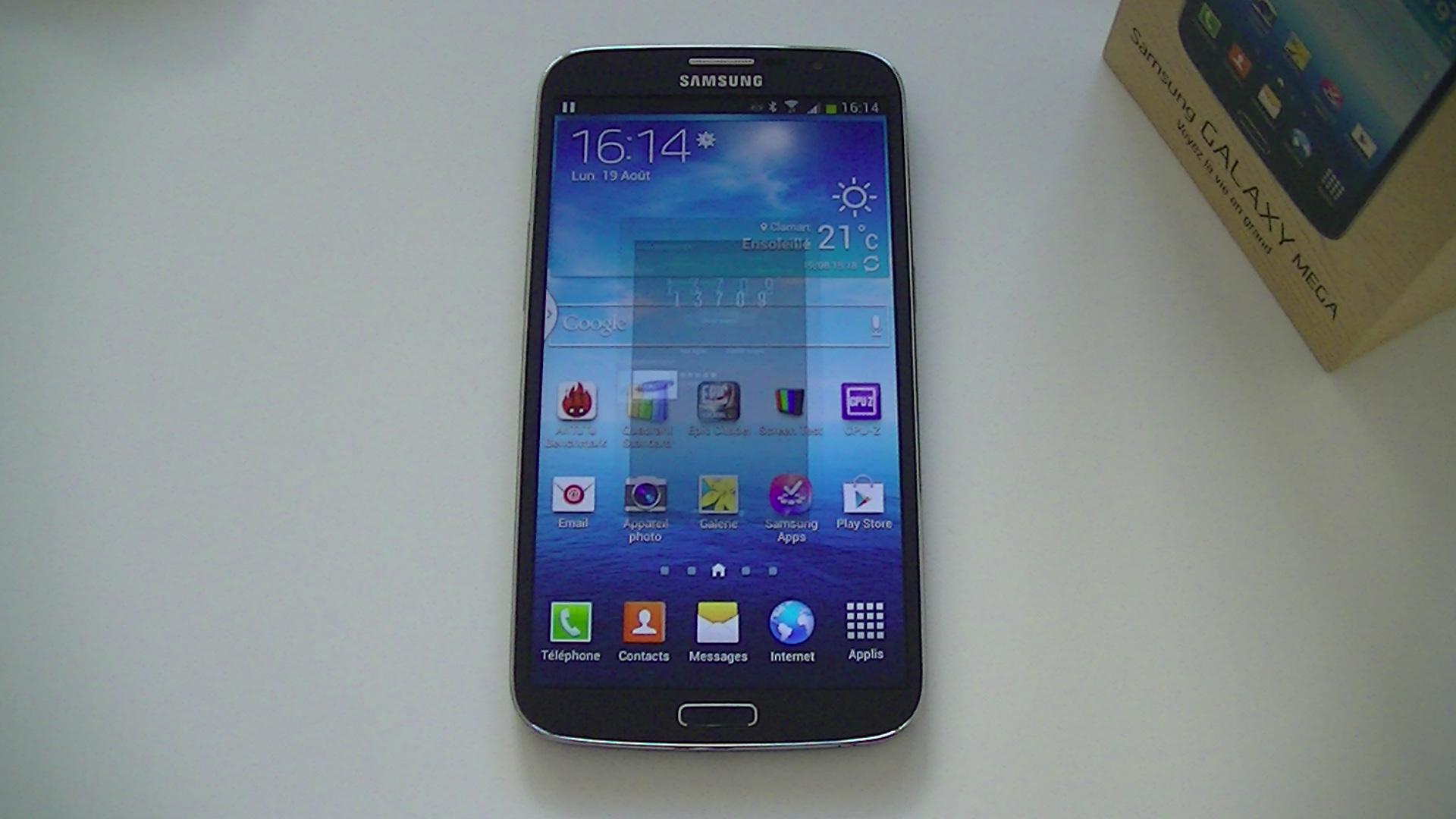 Samsung : Un Galaxy Mega Lite lui aussi