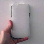 Samsung Galaxy Note 2 - Etui portefeuille - Issentiel - 06