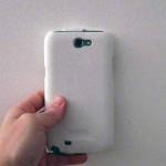 Samsung Galaxy Note 2 - Etui portefeuille - Issentiel - 07