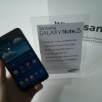 Samsung Galaxy Note 3 - vue 02