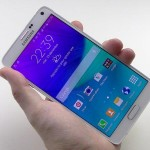 Samsung Galaxy Note 4 - vue 02