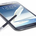 Samsung Galaxy Note II - photo officielle