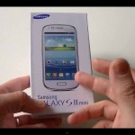 Samsung Galaxy S III Mini (GT-I8190) - Déballage