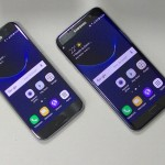 Samsung Galaxy S7 vs S7 Edge - vue 01