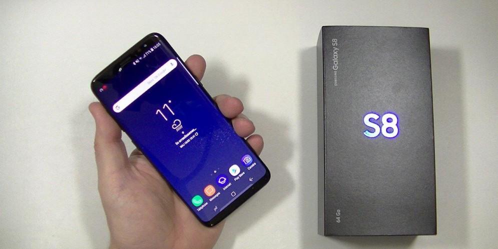 Test du Samsung Galaxy S8 : le meilleur moyen de gamme du moment ?