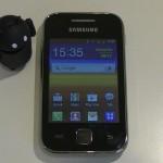 Samsung Galaxy Y - vue 02