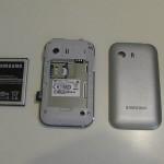 Samsung Galaxy Y - vue 09